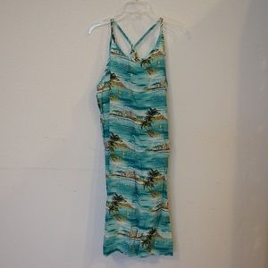 GAP Tropical Dress